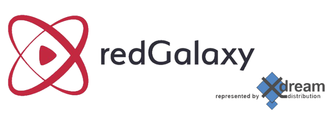 Logo redGalaxy represented by XDD